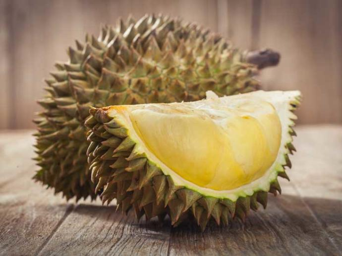 Would you try eating durian?