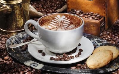 Fancy Latte Art