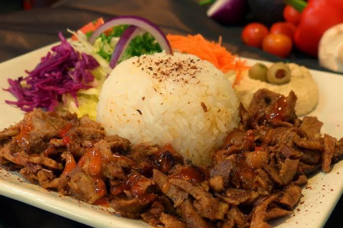 Do you like kebabs on rice?