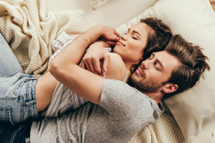 Girls, Do you love to cuddle with your boyfriend?