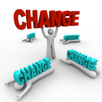 What's the one thing you would like to change about yourself?
