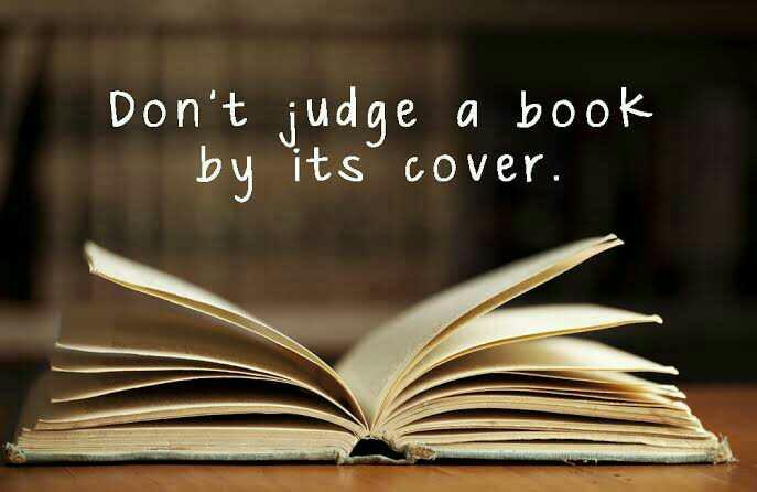 Do you judge a book by its cover?