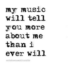 Do you feel something whenever you listen to music?