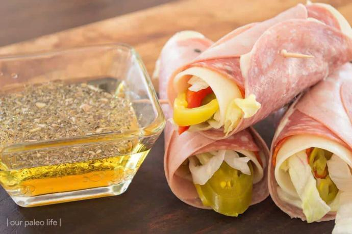 Anyone else like meat and cheese roll ups?