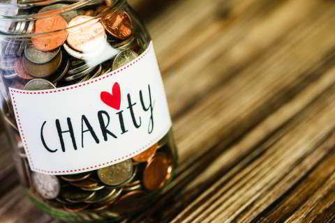 Is giving to charity a moral obligation?