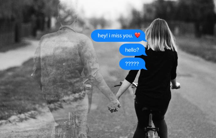 Why did you ghost or how did you move on from ghosting?
