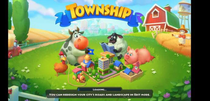 Does anyone else play Township?