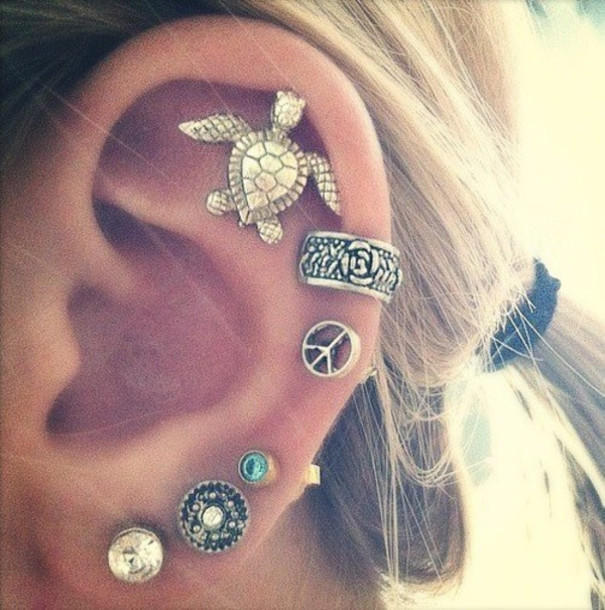What is your opinion on multiple piercings on a girl?