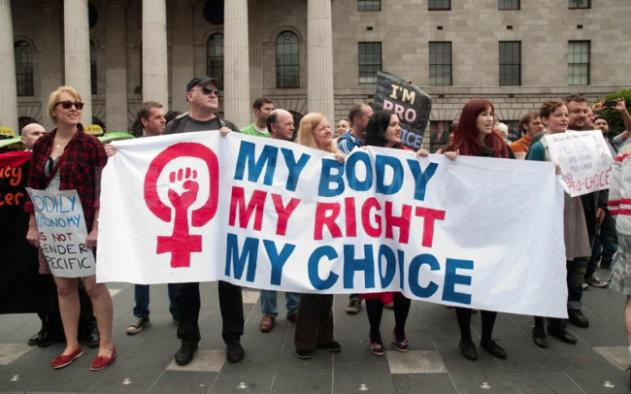 Is abortion a human right?