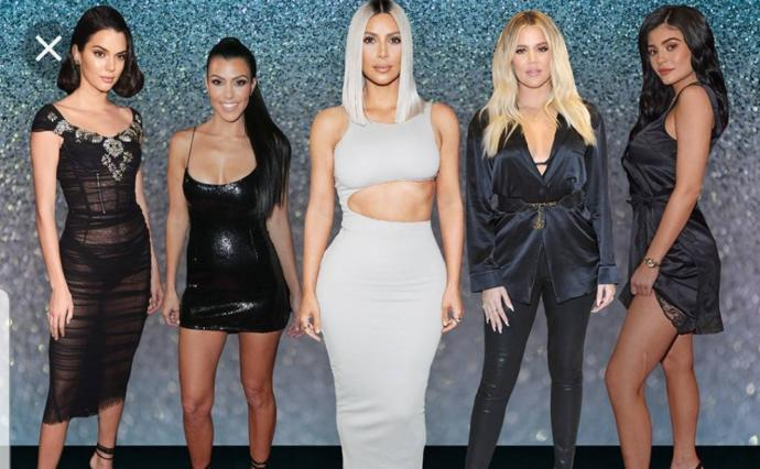 Which of the Kardashians/Jenners do you like the least?
