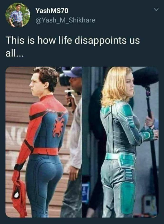 Is Captain Marvel a flop?