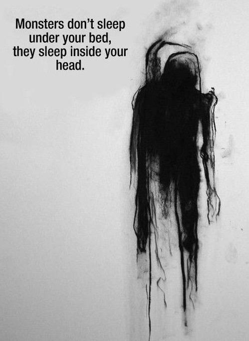 Ever have a nightmare that when you wake up you feel traumatized from it?