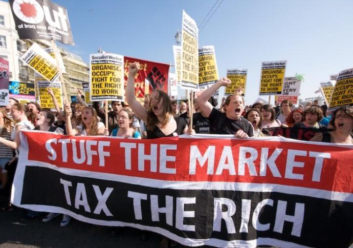 Should the rich be taxed more?