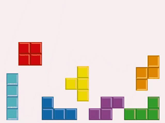 Does the square in Tetris actually rotate?