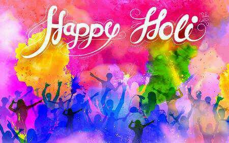 Happy Holi everyone on G@G 🍻. Where you from and you celebrate holi in your country?