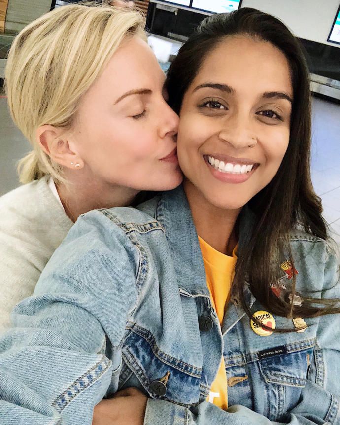 How do you feel about Superwoman (Lilly Singh) coming out as gay?