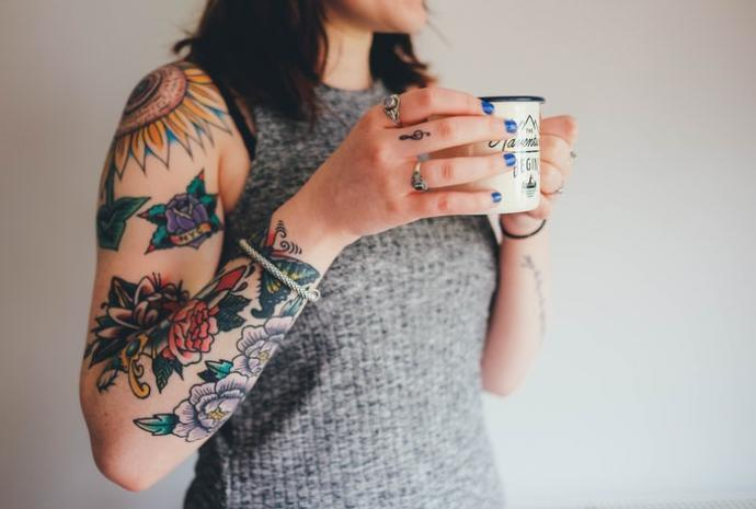 Are tattoos on girls unattractive or attractive?