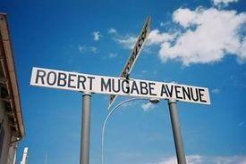 What do you think about African leaders renaming roads after themselves, changing the names of cities they didn't build, and then asking for aid?