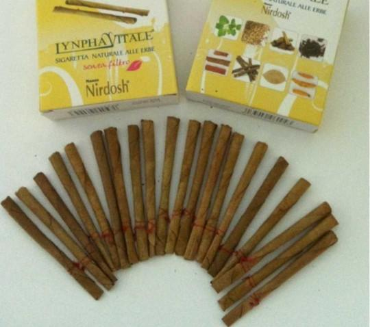 Which is the saffest / most healthy way to smoke among these ??
