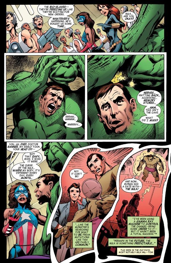 Wonder Woman vs Hulk. Who wins?