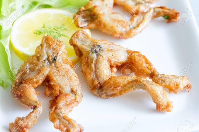 Do you like frogs legs?