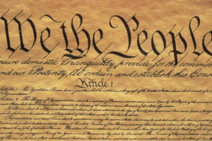 If you could change something from the U. S. Constitution, what would it be? and why would you make those changes?