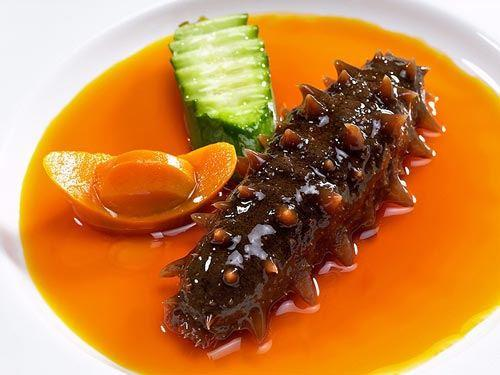Would you eat sea cucumber?