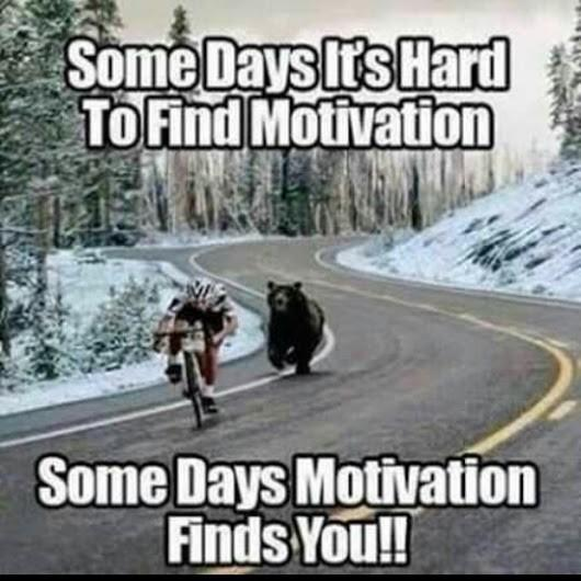What is your motivation for working hard to meet your goals?