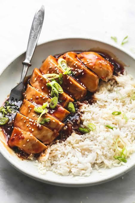Do you like teriyaki chicken?