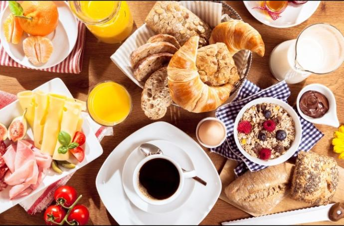What's your favourite food to have as breakfast?
