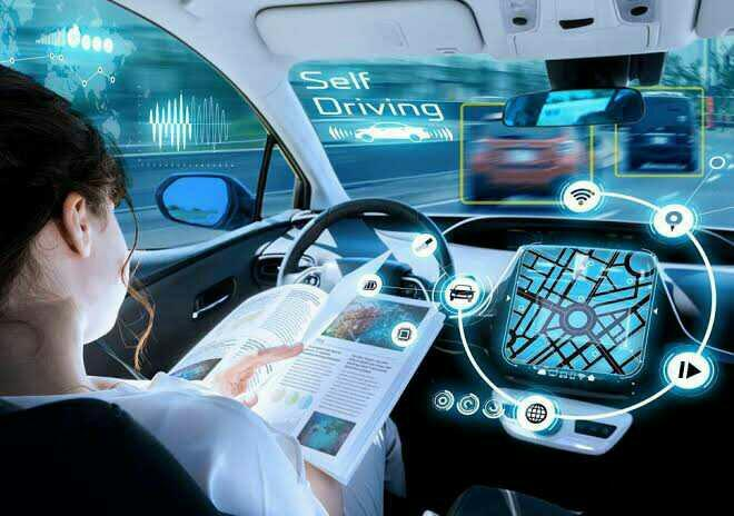 Would there be fewer accidents if driverless cars were being used in the society?