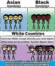 Is Facebook racist for only banning white nationalism instead of all ethno-nationalist & ethno religious nationalist groups?