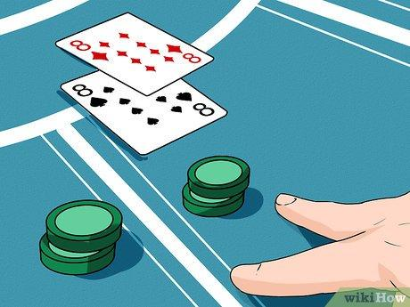 Blackjack players, what's the right move? Do you split 8s against a dealer 6? And, are you required 'think about the rest of the table' when play?