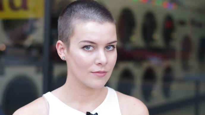 Would you date a girl with a shaved head?
