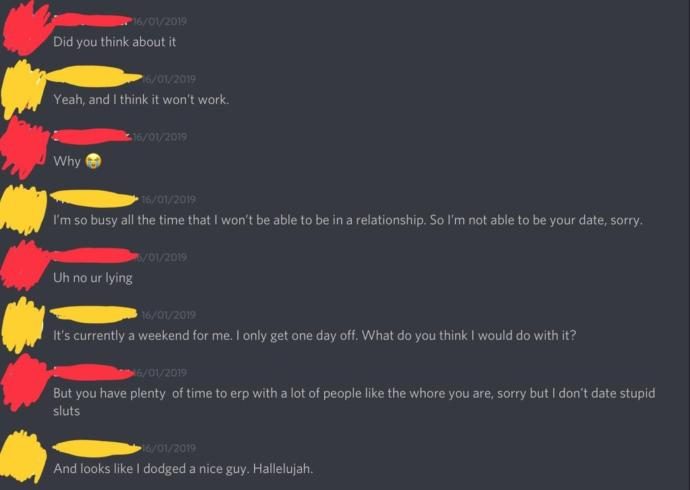 Is this person a nice guy?