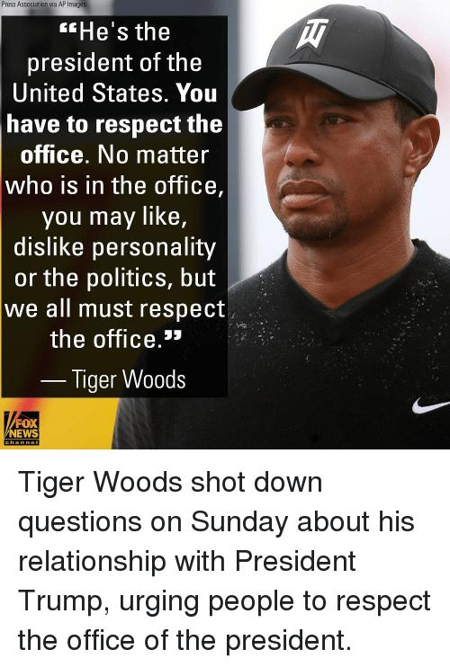 Tiger Woods to get presidential medal of freedom from Trump and liberals are giving him abuse. Is this liberal Racism justified?