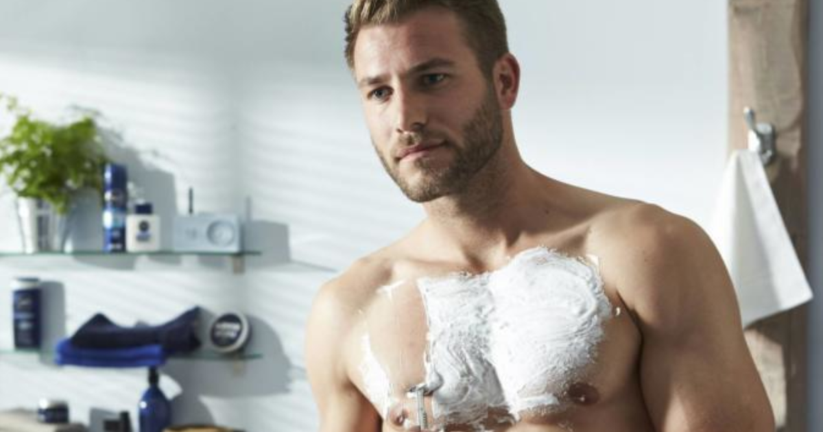 Should men shave their chest? - GirlsAskGuys