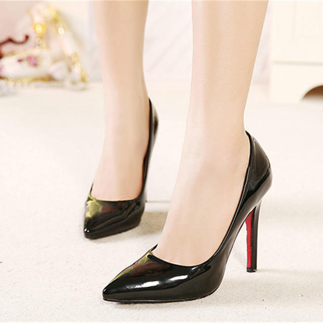 Girls, what type of high heels fit your personality for a night out?