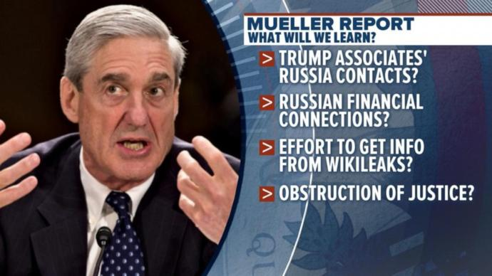 thoughts on the Mueller report