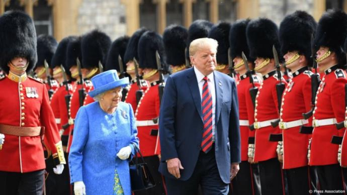 Is it right to grant Donald Trump a full state visit to the UK?
