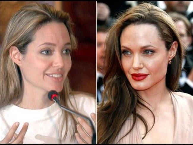 Who do you think is beautiful without makeup?