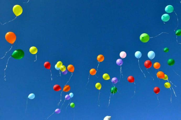 Should mass balloon releases be banned because of the environmental impact?
