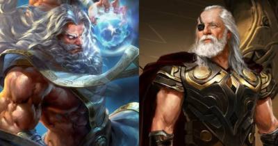 Greek Gods Vs Norse Gods: Who would win? - GirlsAskGuys