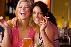 For girls, which cigarettes do you smoke?