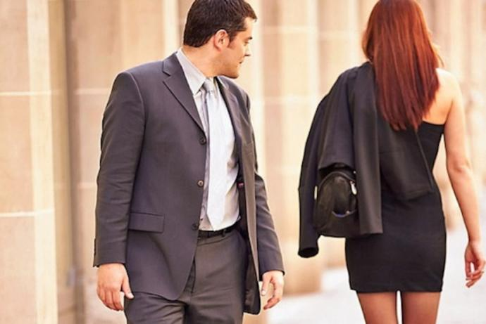 Girls, do you tell your partner when you get catcalled?