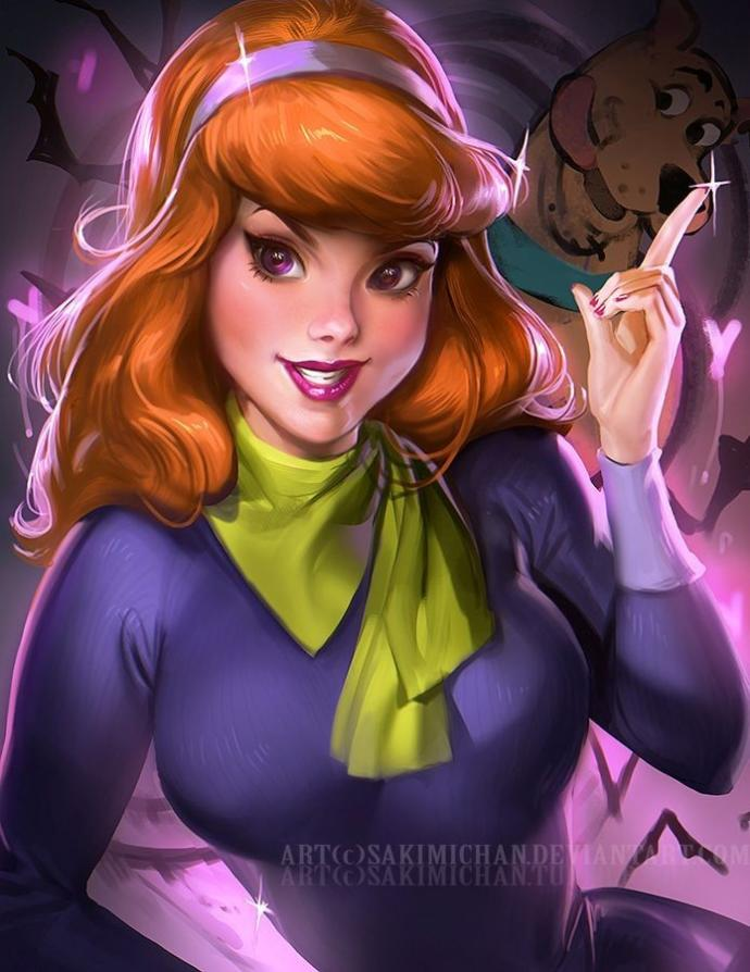Which Scooby Doo Character are you?