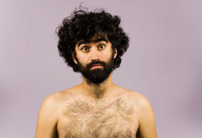 Do you think hairy men are attractive?