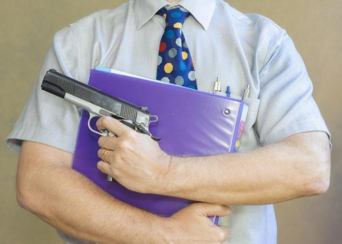 Florida senate passes bill, allowing teachers to be armed, your thoughts?