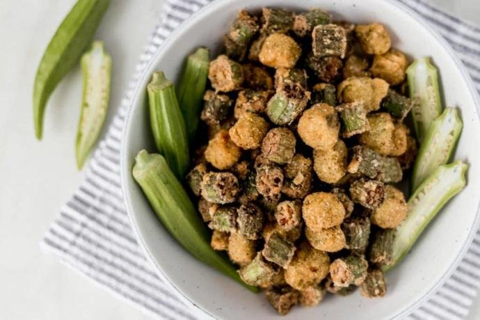Do you like okra? Have you tried it before?