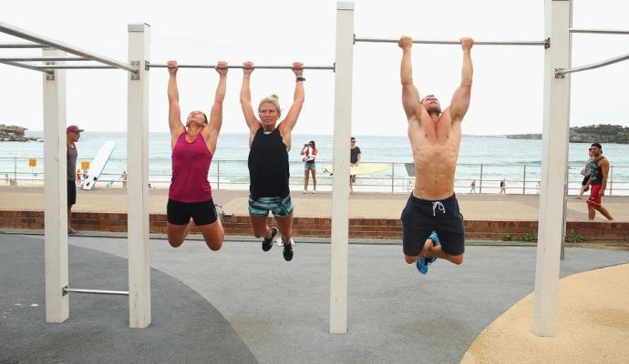 How many pull-ups can you do?